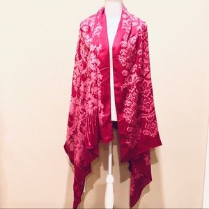 Stella & Dot Large Scarf/Wrap in Light Weave Rayon